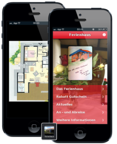Ferienhaus App